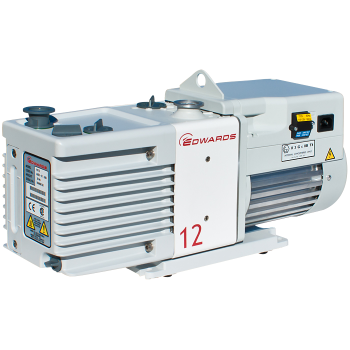 Edwards Vacuum Pump  RV12