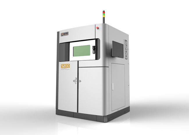 ET-S200 Metal 3D Printer / Additive Manufacturing (AM) System Specifications
