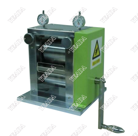 MRX-SG100L Manual Vertical Calender Machine