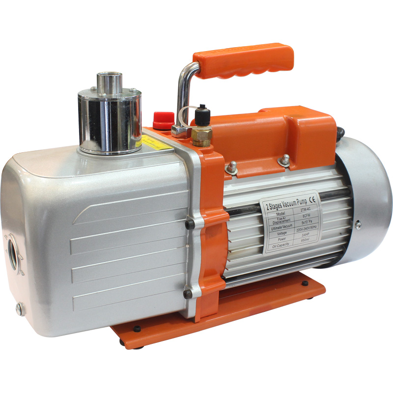 240L/min YD-2TW-4C Double Stage Rotary Vane Vacuum Pump with Exhaust Filter