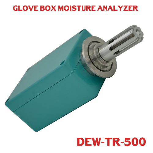 DEW-TR-S500,Glovebox ,Trace PPM Moisture Aanlyzer; Replaces Mbraun GloveBox MB MO-SE1