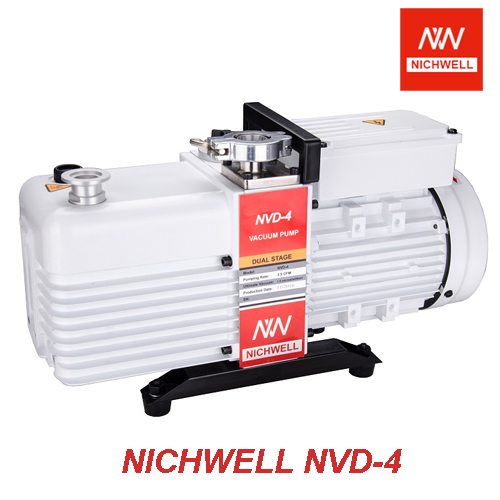 NICHWeLL NVD-4/8/16 Glovebox Dual Stage Vacuum Pump