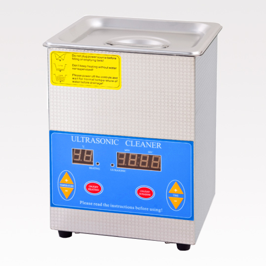 2.0 L,60W Heatable Ultrasonic Cleaner with Digital Timer 2000 ml YD-UC-2000H