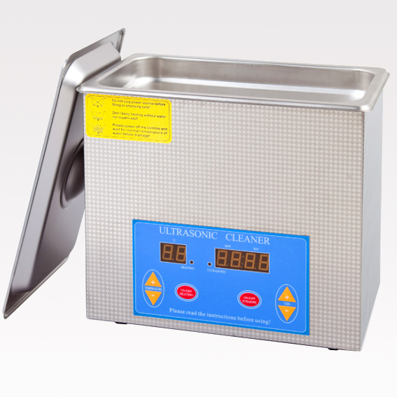 6.0 L,180W Heatable Ultrasonic Cleaner with Digital Timer 6000 ml YD-UC-6000H